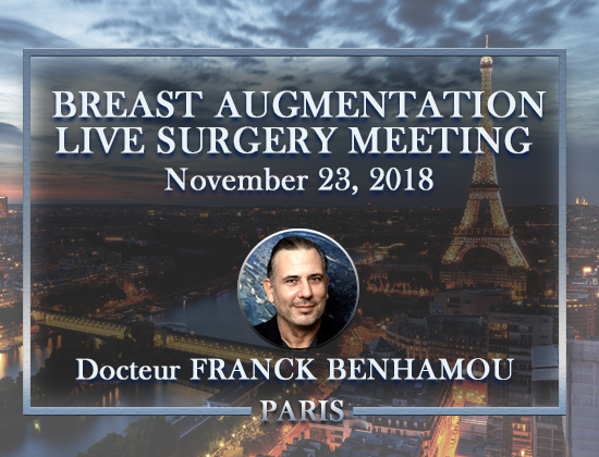 Augmentations mammaires - Live Surgery Meeting